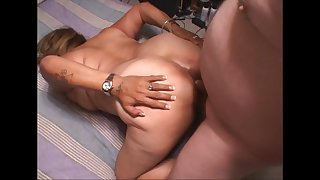 2 Full-grown Anal Mexican BBWs
