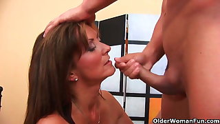 Can I cum in your mouth this epoch mommy?