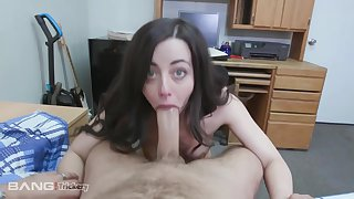 Dirty babe, Whitney Wright and their way horny queen are having a great fuck, while in a hotel room